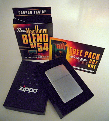 Marlboro zippo giveaway | Blog